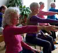 Mindful Movement with Parkinson's Classes
